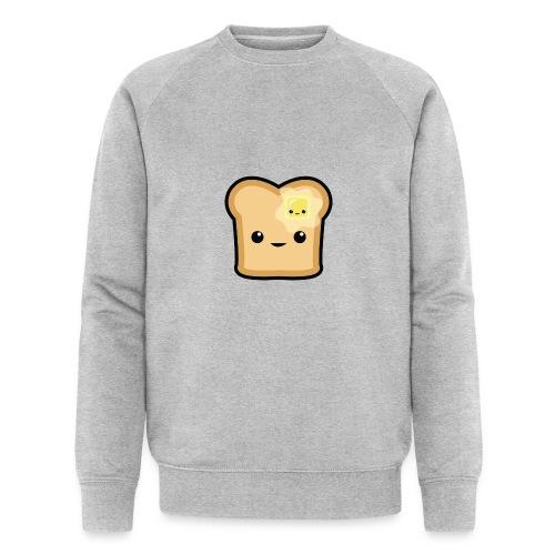 Toast logo - Männer Bio-Sweatshirt von Stanley & Stella