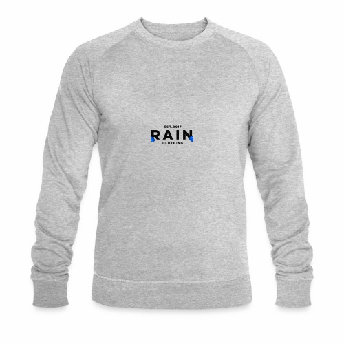 Rain Clothing Tops -ONLY SOME WHITE CAN BE ORDERED - Men's Organic Sweatshirt by Stanley & Stella
