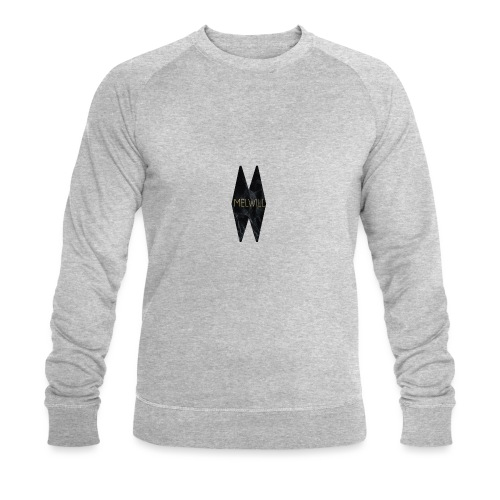 MELWILL black - Men's Organic Sweatshirt