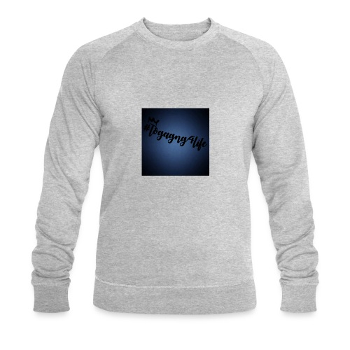 #logagng4life - Men's Organic Sweatshirt by Stanley & Stella
