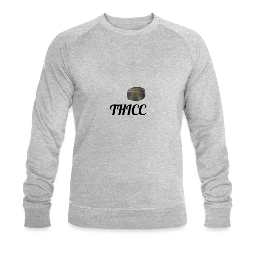 THICC Merch - Men's Organic Sweatshirt