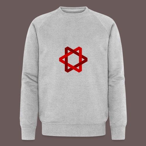 Two Triangles - Økologisk Stanley & Stella sweatshirt til herrer