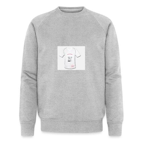 Tennisplayer, fairplayer - Mannen bio sweatshirt van Stanley & Stella
