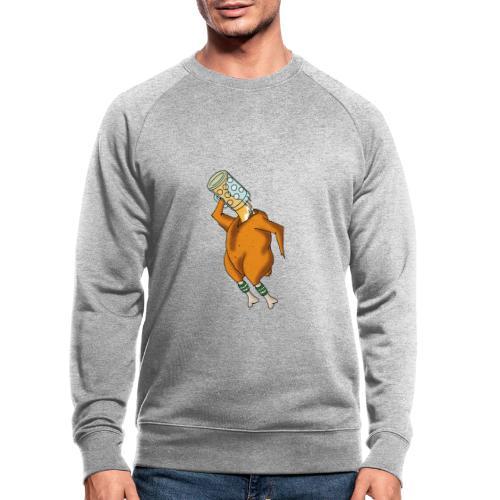 Wiesnhendl - Männer Bio-Sweatshirt