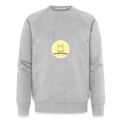 le Mait'Nage prend l'eau - Sweat-shirt bio Stanley & Stella Homme