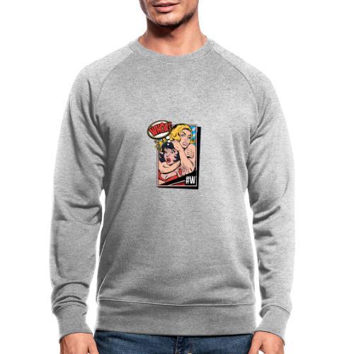WHOATV OFFICIAL - Men's Organic Sweatshirt