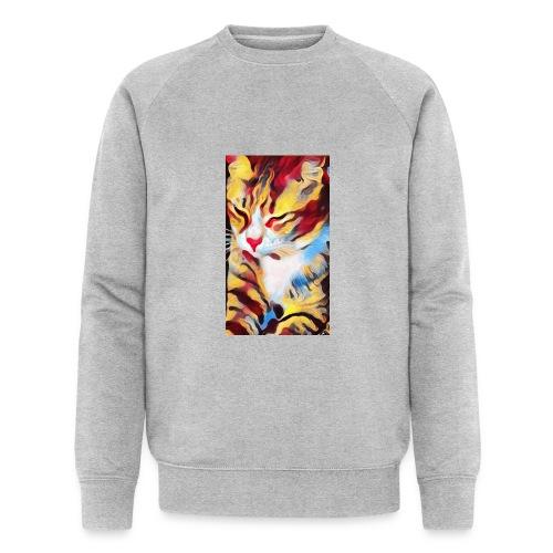 Streetcat Honey - Männer Bio-Sweatshirt von Stanley & Stella