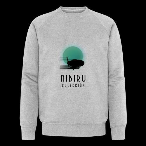 NibiruLogo - Sudadera ecológica hombre