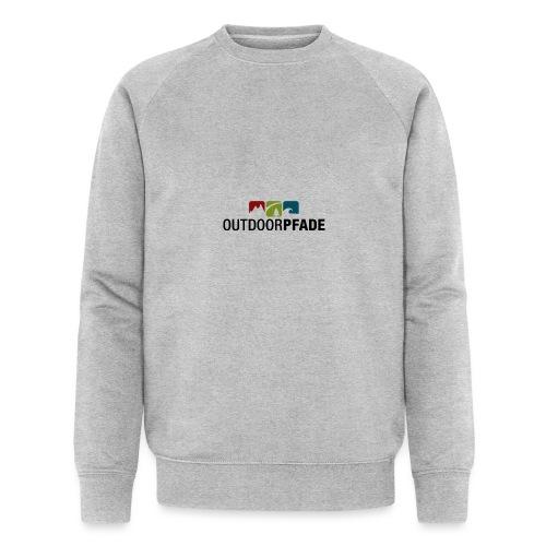 BergMensch#01m - Männer Bio-Sweatshirt von Stanley & Stella