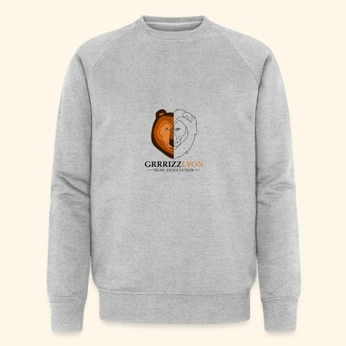 Grrrizzlyon - Sweat-shirt bio