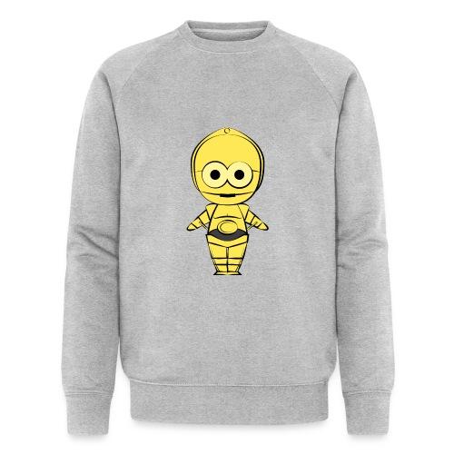 C-3PO - Sweat-shirt bio Stanley & Stella Homme