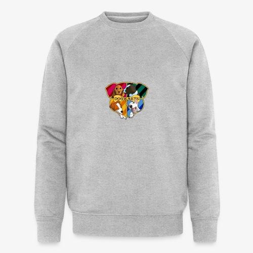 Dogwarts Logo - Men's Organic Sweatshirt