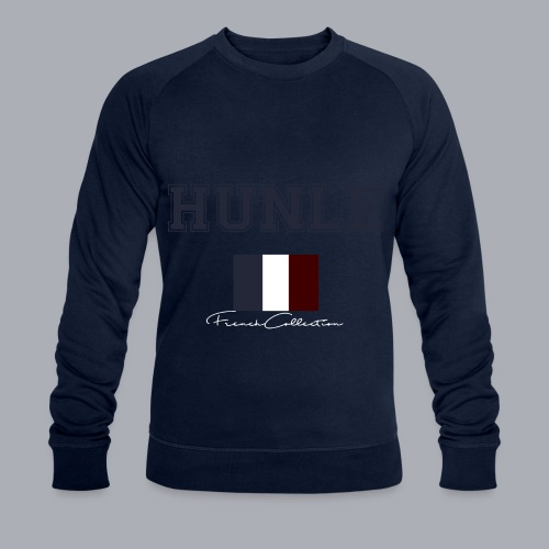 hunle French Collection n°1 - Sweat-shirt bio Stanley & Stella Homme