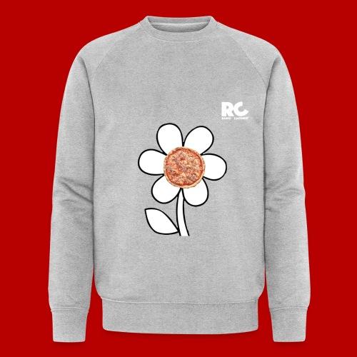 Pizzaflower Edition - Männer Bio-Sweatshirt von Stanley & Stella