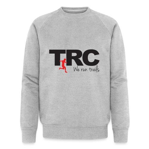 Trailman Running Club Cotton Shirts - Økologisk sweatshirt til herrer