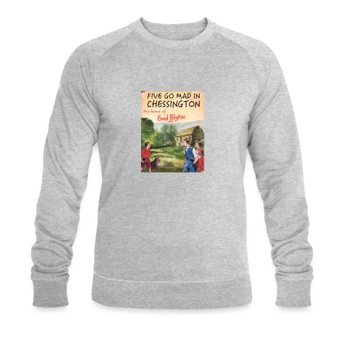 Five Go Mad In Chessington - Men's Organic Sweatshirt by Stanley & Stella