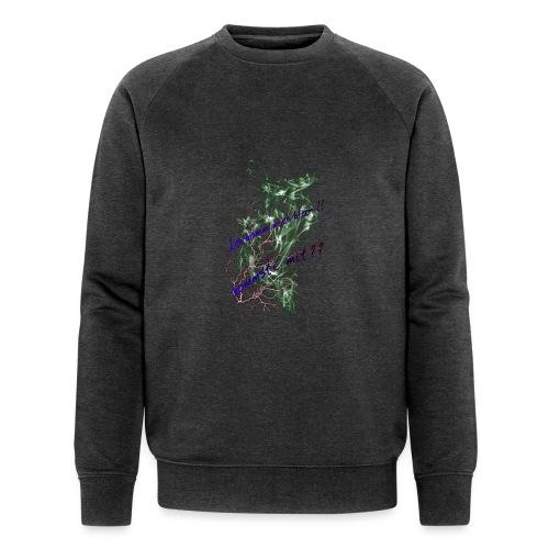komm klar - Männer Bio-Sweatshirt von Stanley & Stella