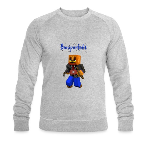 Beniperfekt T-Shirt für Männer - Männer Bio-Sweatshirt