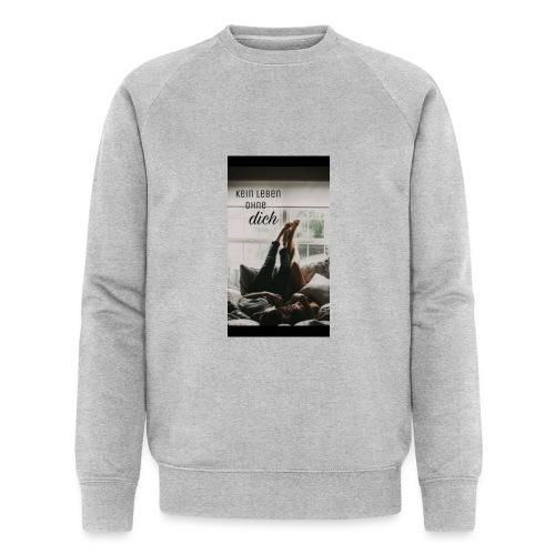 Beziehung - Männer Bio-Sweatshirt von Stanley & Stella