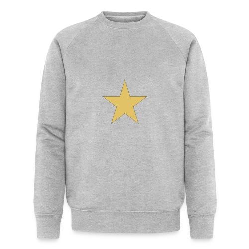 ardrossan st.pauli star - Men's Organic Sweatshirt