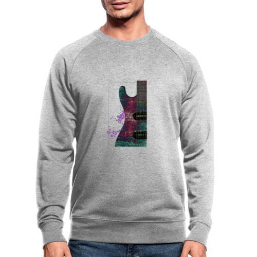 T-shirts design music - Men's Organic Sweatshirt