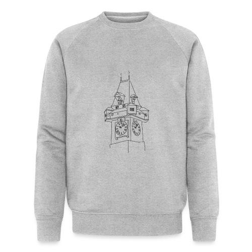Grazer Uhrturm - Steiermark - Männer Bio-Sweatshirt von Stanley & Stella