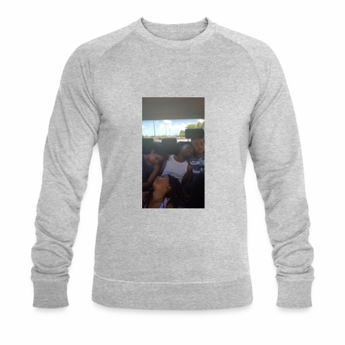 Family - Men's Organic Sweatshirt by Stanley & Stella