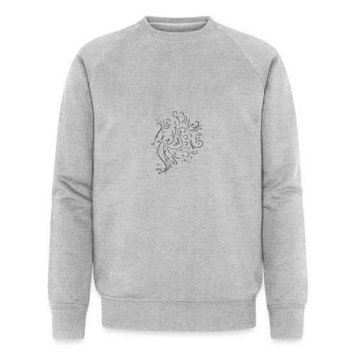 seahorse - Men's Organic Sweatshirt by Stanley & Stella