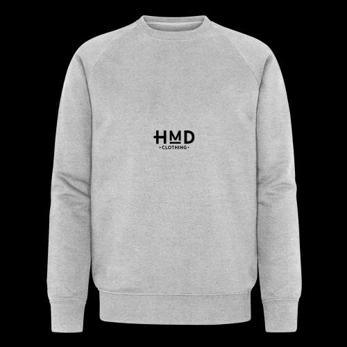 Hmd original logo - Mannen bio sweatshirt