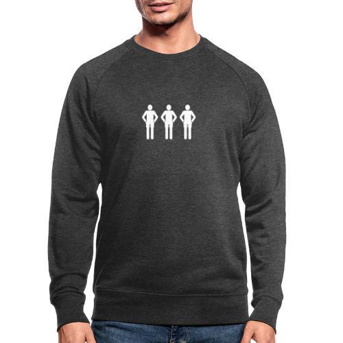 T-Shirt - Männer Bio-Sweatshirt