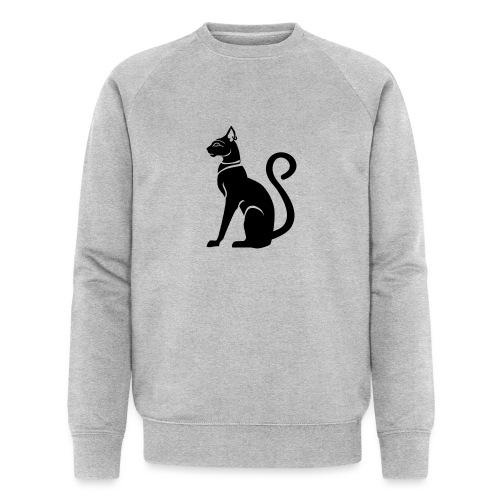 Bastet - Katzengöttin im alten Ägypten - Männer Bio-Sweatshirt von Stanley & Stella