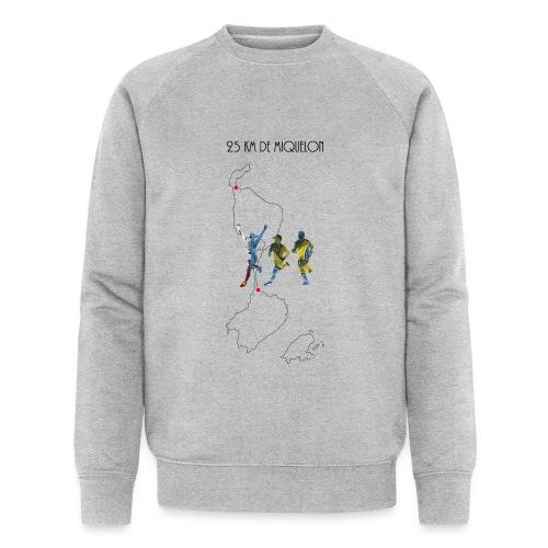 25 km de Miquelon - Sweat-shirt bio
