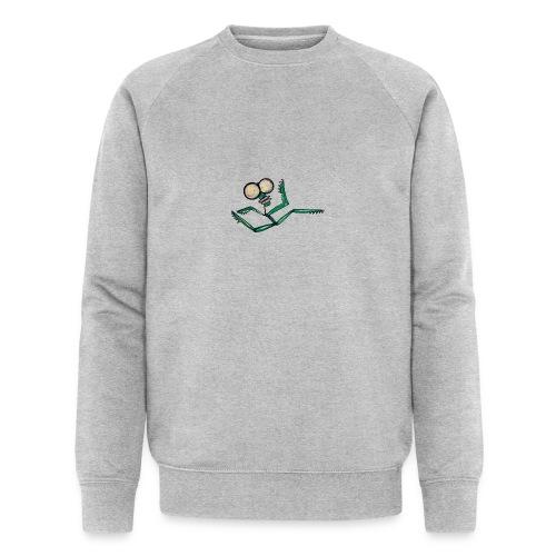 runner - Men's Organic Sweatshirt by Stanley & Stella