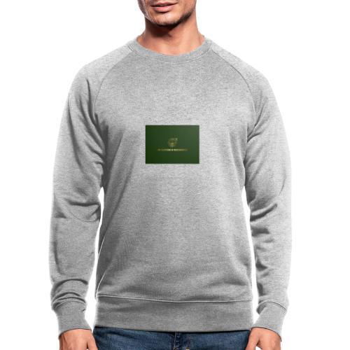 NM Clothing & Merchandise - Økologisk sweatshirt til herrer