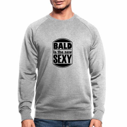 Bald is the new Sexy - Mannen bio sweatshirt van Stanley & Stella