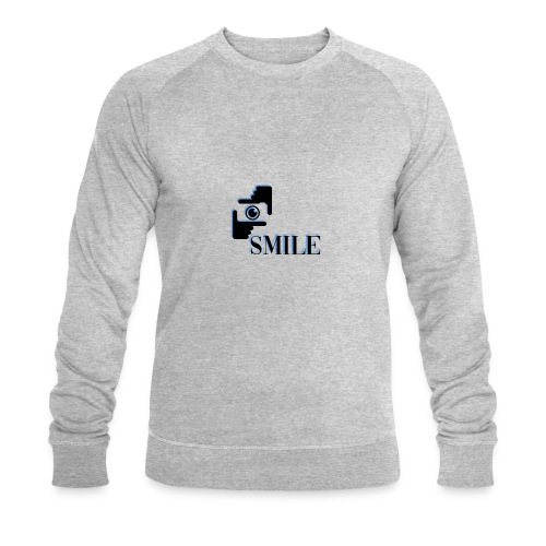 Smile - Sweat-shirt bio Stanley & Stella Homme