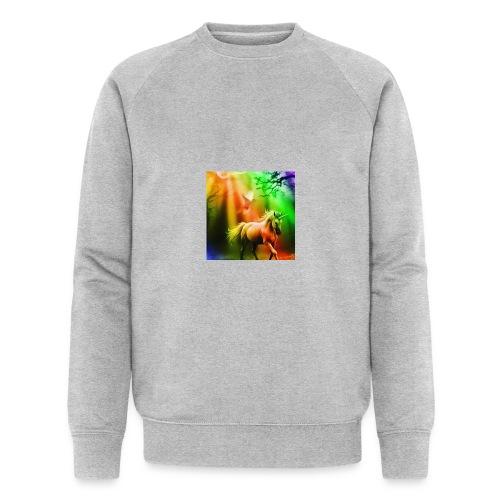 SASSY UNICORN - Men's Organic Sweatshirt