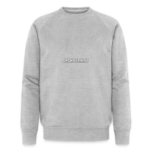 GromeGaming - Økologisk sweatshirt til herrer