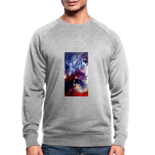 Ocean Vibes - Mannen bio sweatshirt