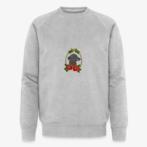 Blue Greyhound - Men's Organic Sweatshirt