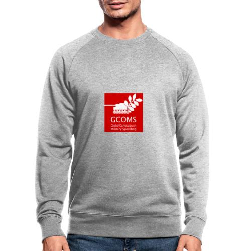 GCOMS logo - Men's Organic Sweatshirt by Stanley & Stella