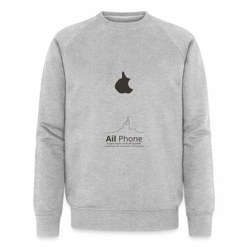 ailphoneok png - Sweat-shirt bio