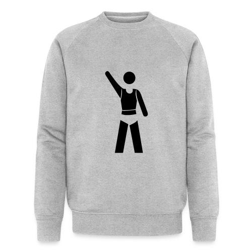 icon - Männer Bio-Sweatshirt von Stanley & Stella