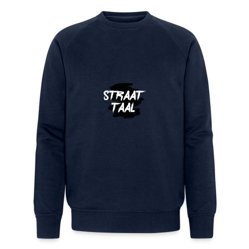 Kleding - Mannen bio sweatshirt