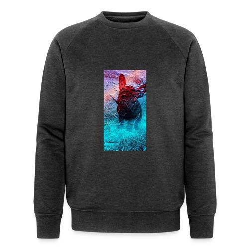 Sweet Frenchie - Männer Bio-Sweatshirt von Stanley & Stella