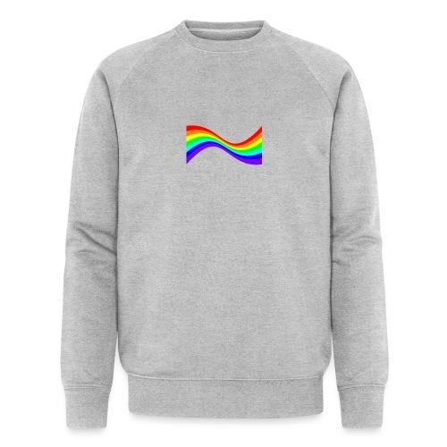 7ssLogo - Men's Organic Sweatshirt by Stanley & Stella