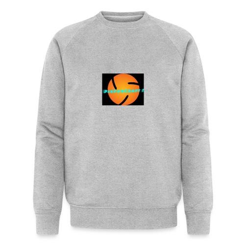 LOGO PixForCraft (Le logo de Juin 2017) - Sweat-shirt bio Stanley & Stella Homme