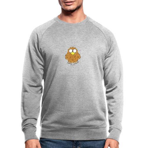 Niki Owl - Men's Organic Sweatshirt