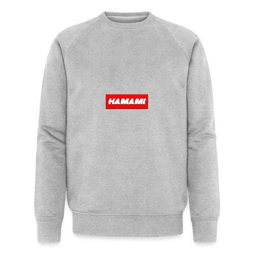 HAMAMI - Felpa ecologica da uomo