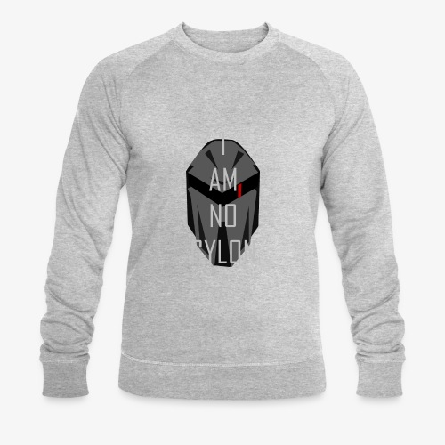 I am not a Cylon - Økologisk sweatshirt for menn